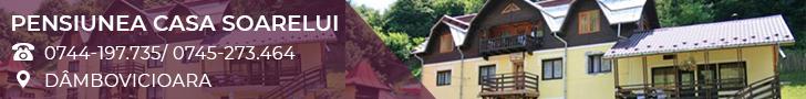 Pensiunea Casa Soarelui