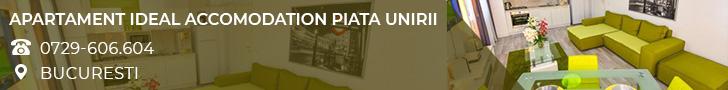 Apartament Ideal Accomodation Pta Unirii
