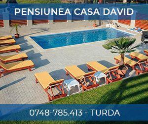 Pensiunea Casa David