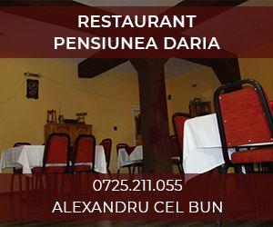 Pensiunea-Restaurant Daria
