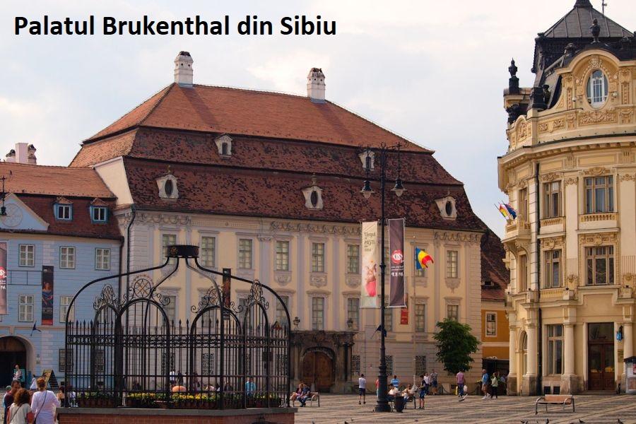 Palatul Brukenthal din Sibiu
