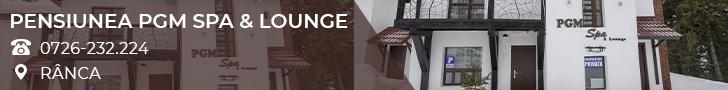 Pensiunea Pgm Spa & Lounge