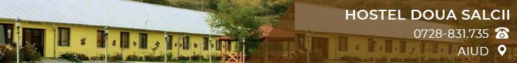 Hostel Doua Salcii