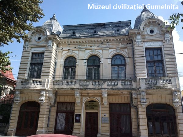 Muzeul civilizatiei Gumelnita
