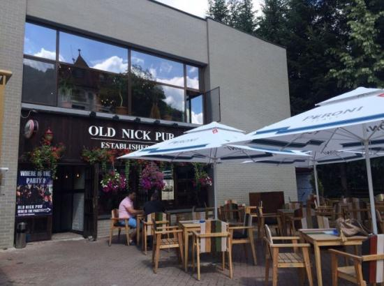 Pub OLD NICK