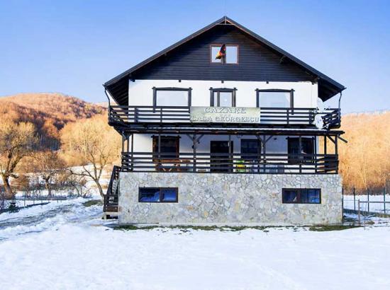 Pensiunea Casa Georgescu