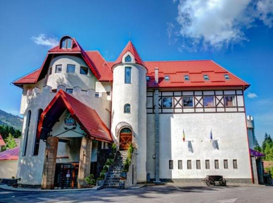 Hotel House of Dracula
