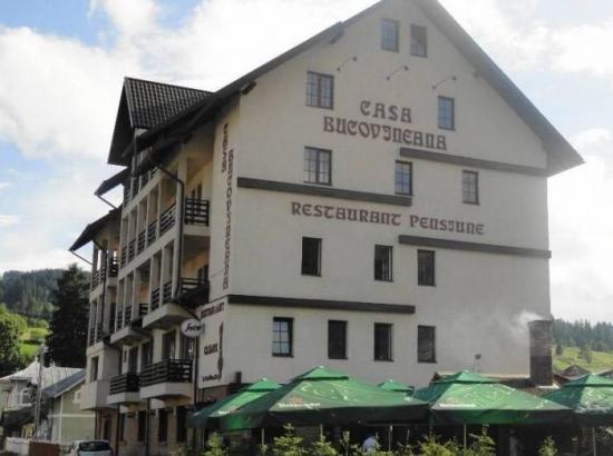 Motel CASA BUCOVINEANA