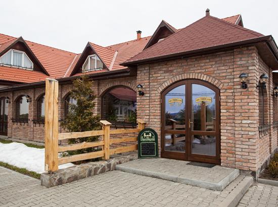 Restaurant Laci Csarda Ernei