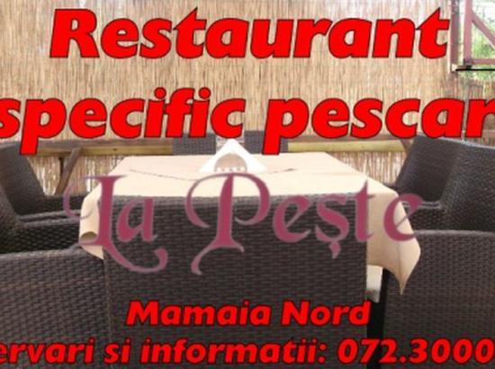 Restaurant La Peste