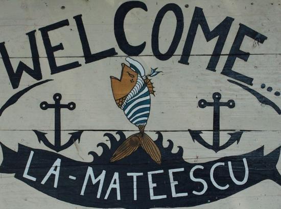 Pensiunea La Mateescu