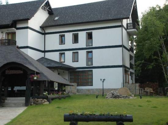Pensiunea Casa Octavian