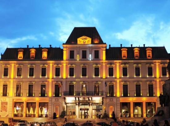Hotel Grand Hotel Traian