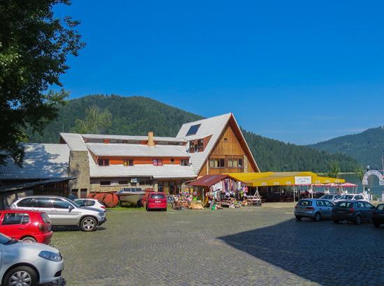 Complex turistic Pescarus-Lebada