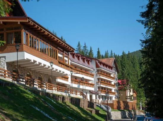 Hotel & Spa Hohe Rinne Paltinis