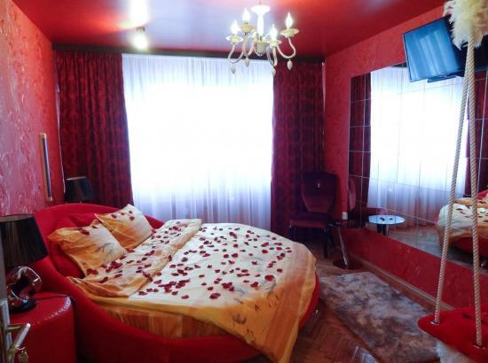 Apartament Amour Rouge