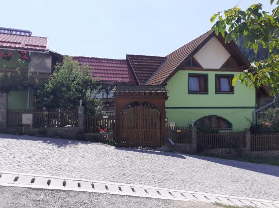 Pensiunea Casa Verde - Zold Haz