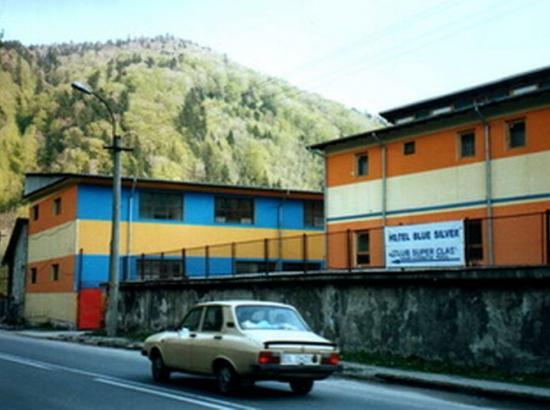 Hostel Blue Silver