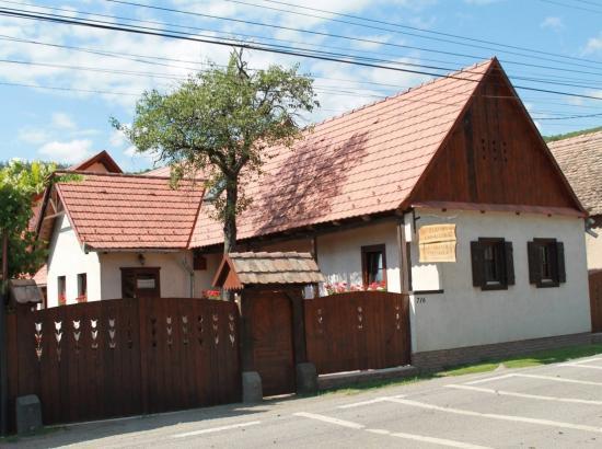 Casa taraneasca Zsuzsanna