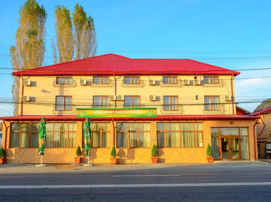 Restaurant - Hotel Casa Stimatu
