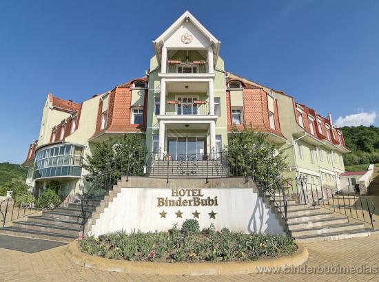 Hotel BinderBubi