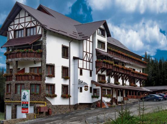 Hotel Cabana Vanatorilor