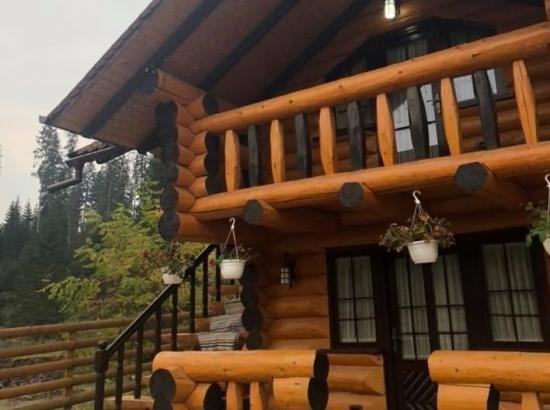Cabana Colt de Rai bucovinean