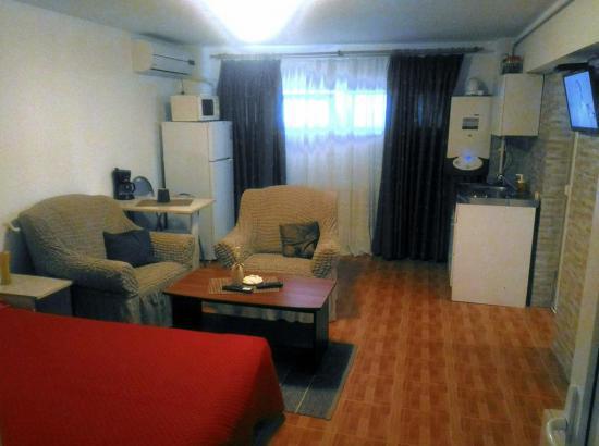 Apartament Ana Safira
