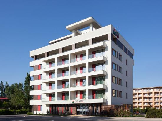 Apart Hotel Tomis Garden