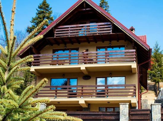 Pensiunea Casa Bogdan
