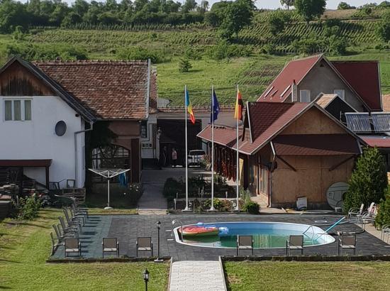Pensiunea Sachsenhof