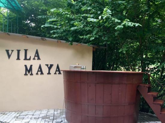 Pensiunea Maya