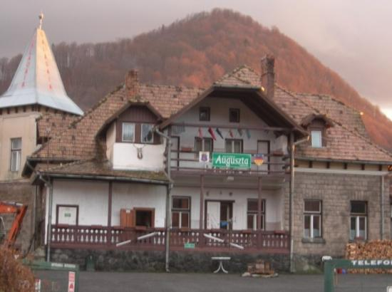 Casa de oaspeti Auguszta Vadászkastély