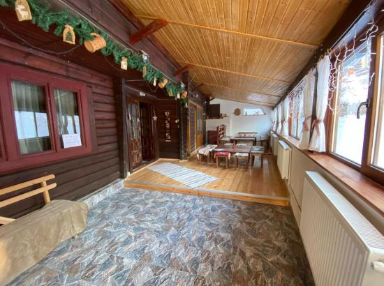 Cabana Casa Dacilor