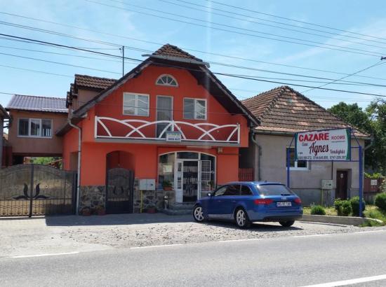 Casa Ágnes Vendégház