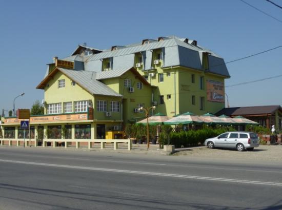 Complex hotelier Europa LG