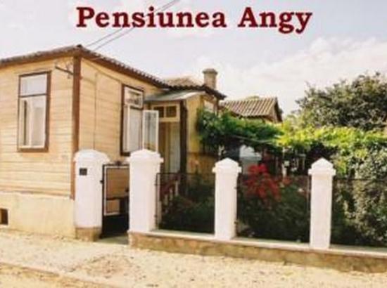 Pensiunea Angy