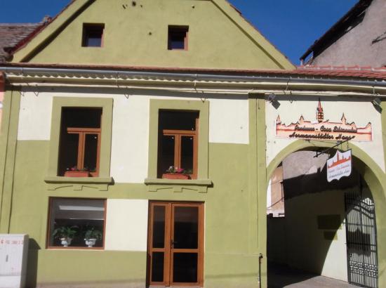 Pensiunea Casa Sibianului