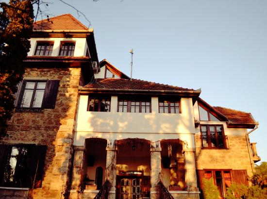 Vila Castelul Maria
