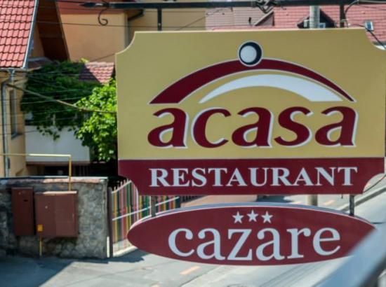 Pensiunea Acasa (Altland)
